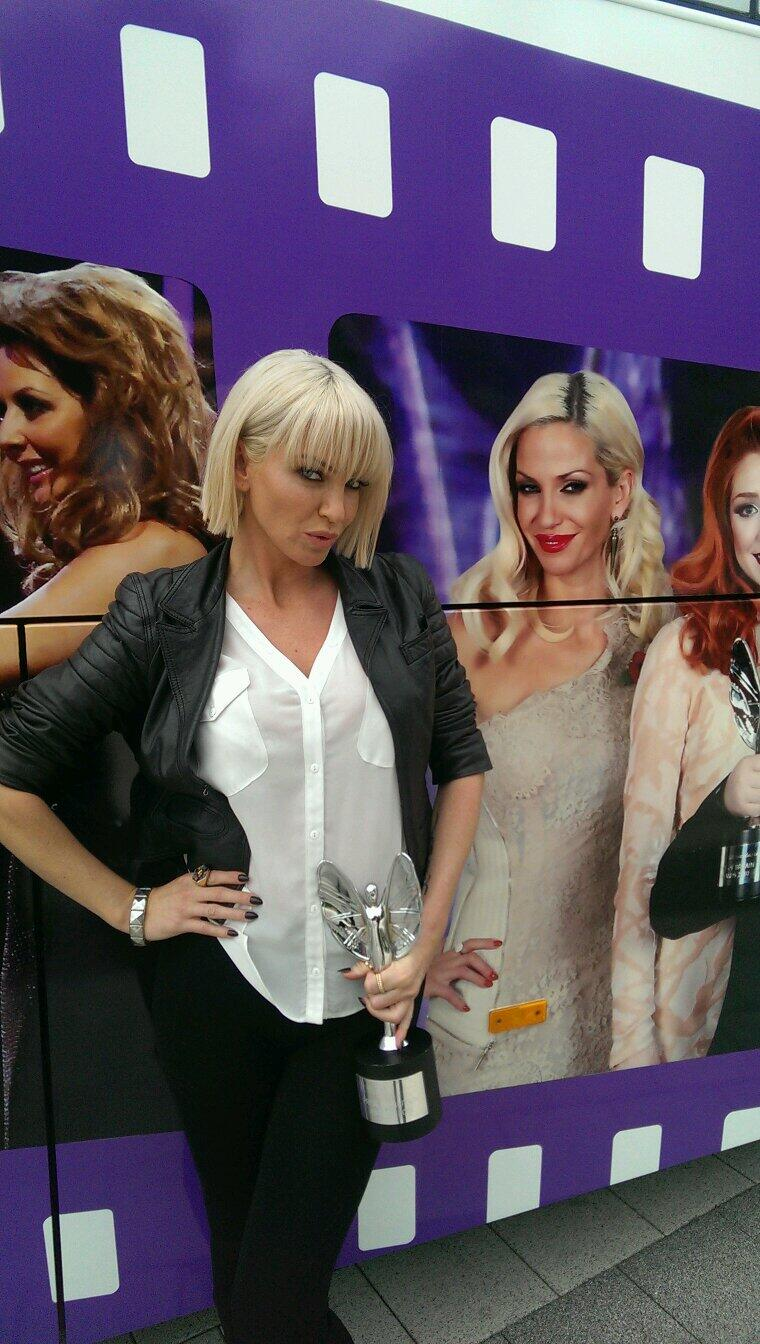 Sarah Harding excited and scared' about single life advise