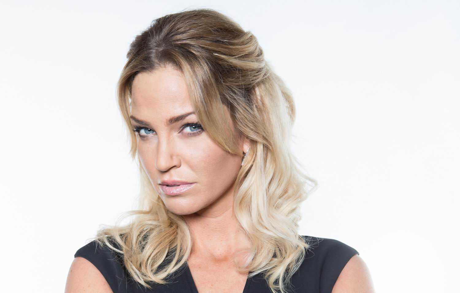 foto Sarah Harding excited and scared' about single life