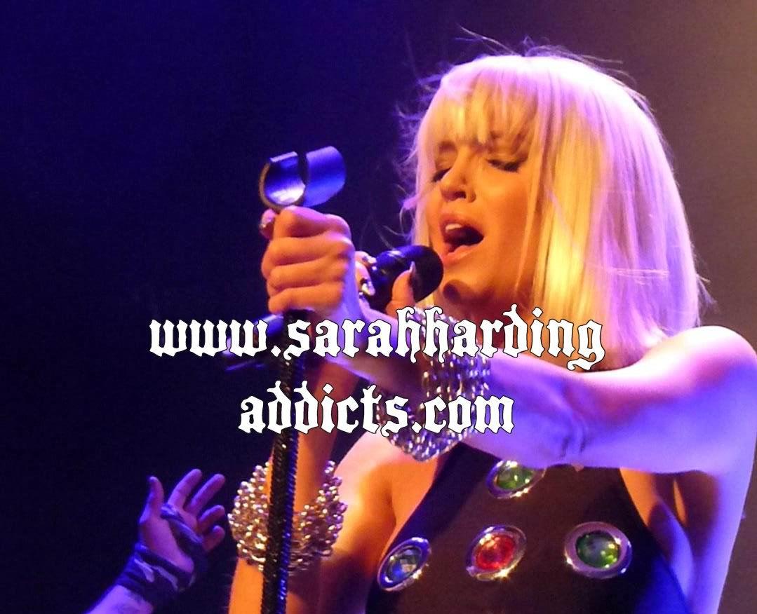 Sarah Harding – Islington Showcase